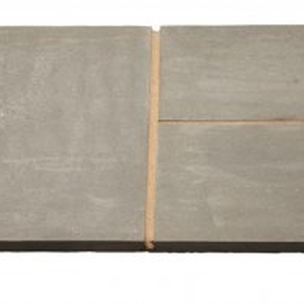 4 Size 15.37m² Lightly Textured Sandstone Patio Pack Serenity