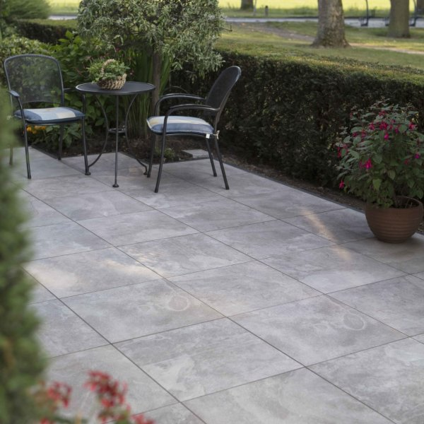GeoCeramica Marmostone 600x600x40mm - Taupe (CL)