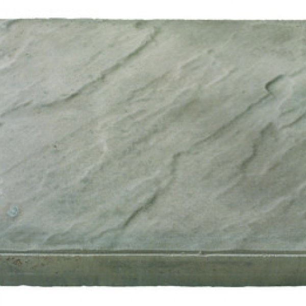 Quorndon Gentle Riven Paving Slabs in Natural 300x300x38mm