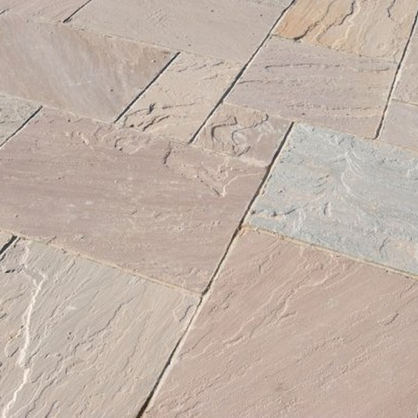 15.37m² Sandstone Forest Blend 4 Size Project Pack