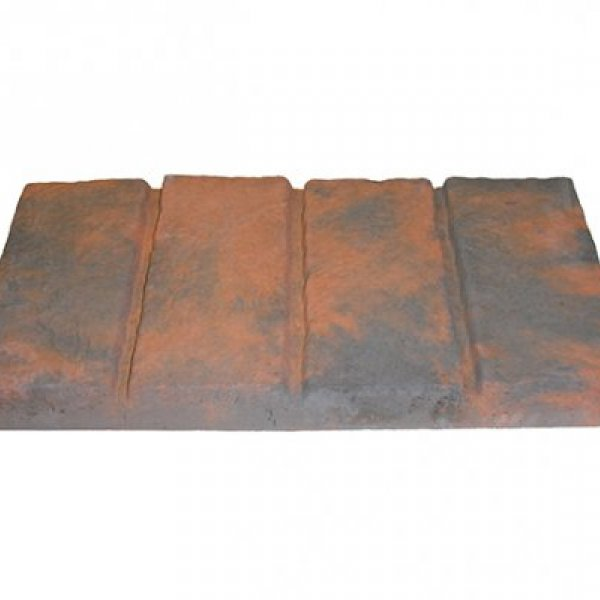 Rochester Brick 450x225x42mm Soldier Edging - Burnt Red