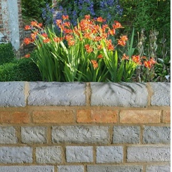 16 x Single Coping Stones 327x102x89h - Millbank