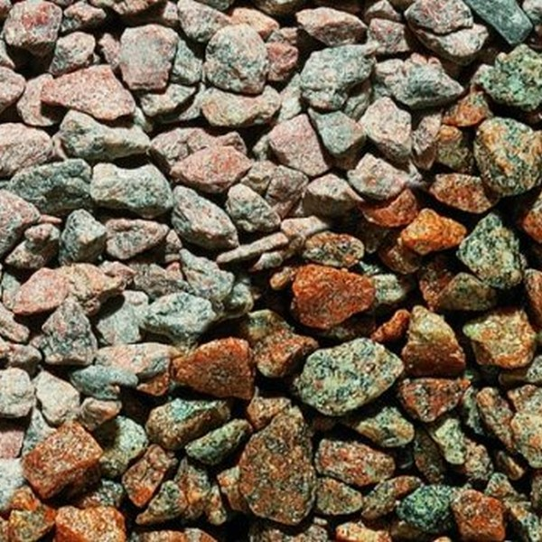 Rose Grey Granite Grade 20 Bulk Bag