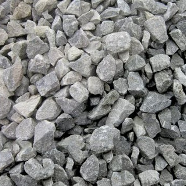 Silver Ice Granite Grade 20 Bulk Bag