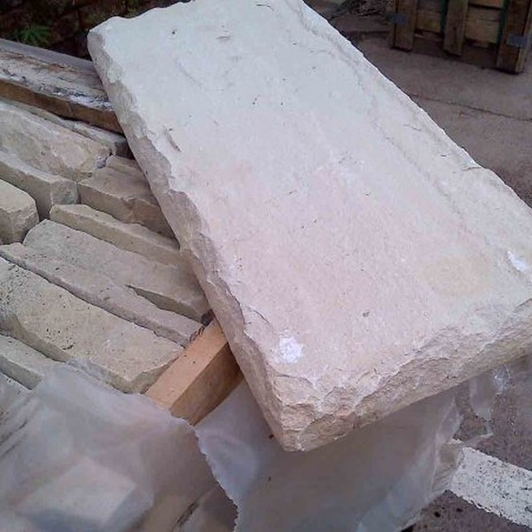 36.6m Sandstone Coping 600x225mm Fossil Mint