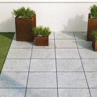 Eclipse Porcelain Paving in ASTRA